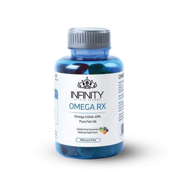 Omega Rx - Omega 3, Vitamin D & Vitamin C