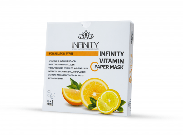 Vitamin C Face Mask Pack